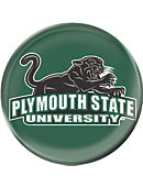 Plymouth State University Panthers Button Magnet