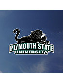Plymouth State University Mascot Decal