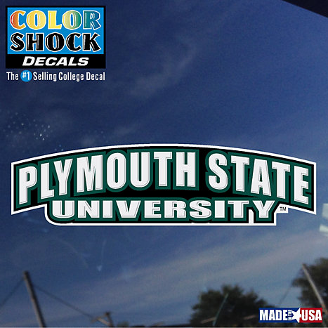 Product: Plymouth State University Decal