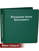 Plymouth State University 1.5'' Binder