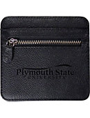 Plymouth State University Leather Wallet