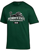 Plymouth State University Dad T-Shirt