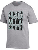 Plymouth State University Panthers Star Wars T-Shirt