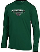 Plymouth State University Panthers Long Sleeve Performance T-Shirt