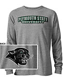 Plymouth State University Long Sleeve Victory Falls T-Shirt