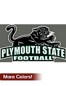 Plymouth State Football Hood