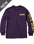 Albany State University Omega Psi Phi Long Sleeve T-Shirt