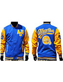 Albany State University Golden Rams Fleece Jacket