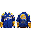 Albany State University Golden Rams Nascar Twill Jacket