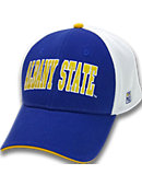 Albany State University Stretch Fitted Micro Mesh Cap