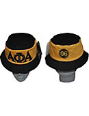 Albany State University Alpha Phi Alpha Bucket Hat