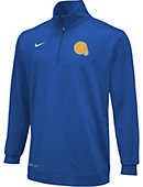 Albany State University Golden Rams 1/4 Zip Performance Top
