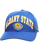 Albany State University Golden Rams Adjustable Cap