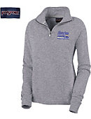 Albany State University Women's 1/4 Zip Chelsea Fleece Pullover