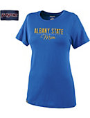 Albany State University Women's Short Sleeve Mom T-Shirt