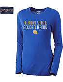 Albany State University Golden Rams Women's Long Sleeve T-Shirt