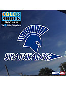 Missouri Baptist University Spartans Decal
