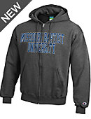 Missouri Baptist University Full-Zip Hooded Sweatshirt