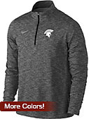 Missouri Baptist University Spartans 1/4 Zip Heather