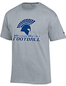 Missouri Baptist University Spartans Football T-Shirt