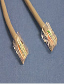 CABLE ABL CAT5E 25' GRY