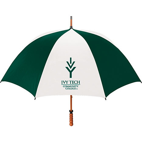 Product: Ivy Tech Community College 62'' Windshaft Umbrella