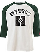 Ivy Tech Community College Long Sleeve Baseball T-Shirt