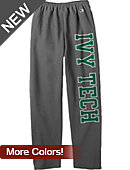 Ivy Tech Community College Open Bottom Sweatpants