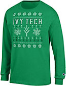 Ivy Tech Community College Ugly Sweater Long Sleeve T-Shirt