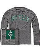 Ivy Tech Community College Bears Victory Falls Long Sleeve T-Shirt