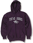 Young Harris College Mountain Lions Hooded Sweatshirt