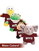 North Carolina Central University Beanie Plush