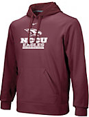 Nike® North Carolina Central University Eagles Therma-Fit Hooded Sweatshirt