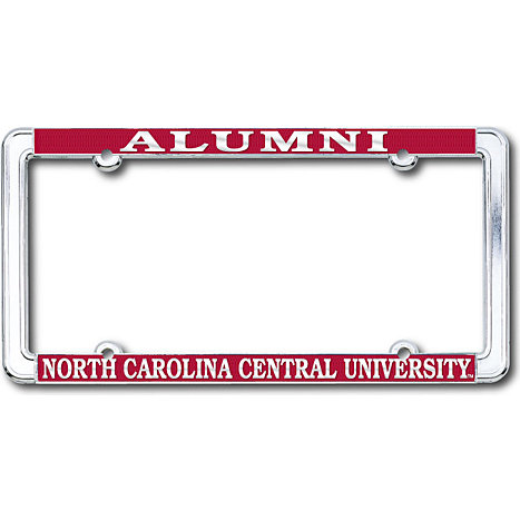 North Carolina Central University Alumni Chrome License