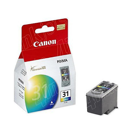 Product: CANON INK CART CL31 CLR