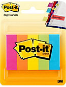 Post-it Page Markers 5 Pads/Pack