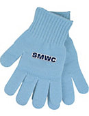 Saint Mary-of-the-Woods College Knit Gloves