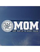 Saint Mary-of-the-Woods College Mom Decal