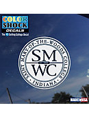 Saint Mary-of-the-Woods College Decal