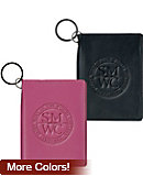 Saint Mary-of-the-Woods College Pomeroys Leather ID Holder