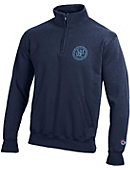 Saint Mary-of-the-Woods College 1/4 Zip Fleece Pullover