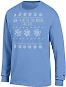 Saint Mary-of-the-Woods College Ugly Sweater Long Sleeve T-Shirt