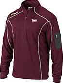 PING Texas Woman's University  1/4 Zip Ranger Coverup