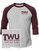 Texas Woman's University  All American T-Shirt