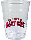 California State University East Bay 16 oz. Glass Party Cup