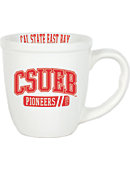 California State University East Bay Pioneers Cafe Tradition Mug