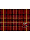 Boston College Eagles Plaid Throw/Tapestry