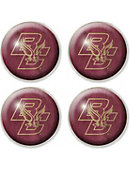 Boston College Fridge Magnet 4-Count