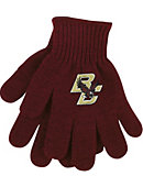 Boston College Youth Knit Tailgate Gloves