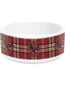 Boston College 7.5' Ceramic Pet Bowl